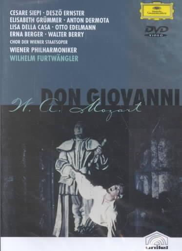 MOZART:DON GIOVANNI BY SIEPI/ERNSTER (DVD)